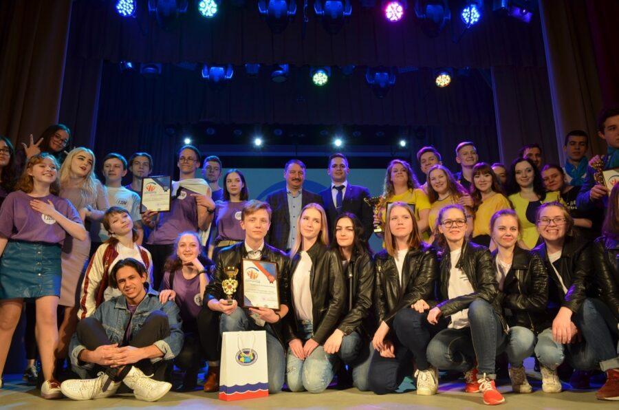 5 апреля 2019 года прошел XI Фестиваль молодых избирателей Ленинградской области